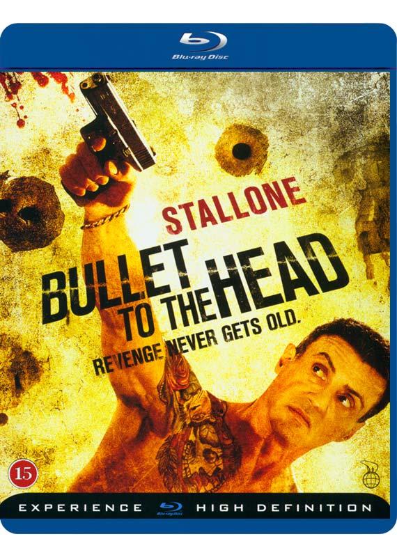 Bullet to the Head -  - Film -  - 5708758724951 - 27. september 2019