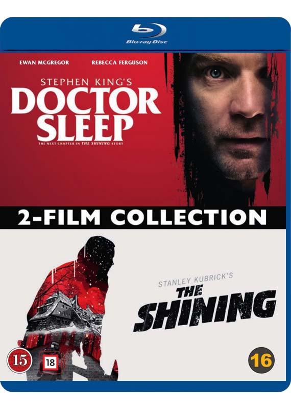 The Shining / Doctor Sleep (Box Set) -  - Film -  - 7340112751951 - 19/3-2020