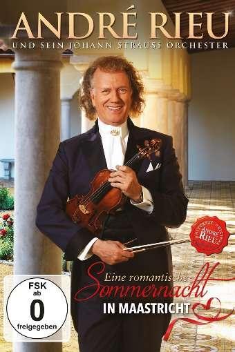 Eine Romantische Sommernacht in Maastricht - Andre Rieu - Film - SAMMEL-LABEL DEU - 8719326407951 - 22/3-2019