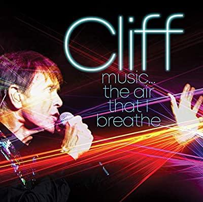 Music... The Air That I Breathe - Cliff Richard - Musik - Warner Music UK - 0190295140953 - October 30, 2020