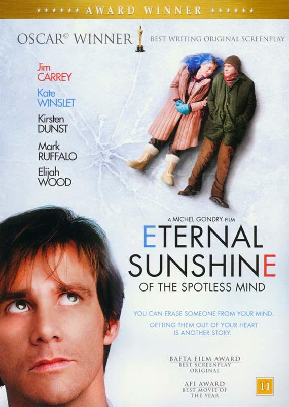 Eternal Sunshine of the Spotless Mind -  - Film - SANDREW - 5712192000953 - June 12, 2014