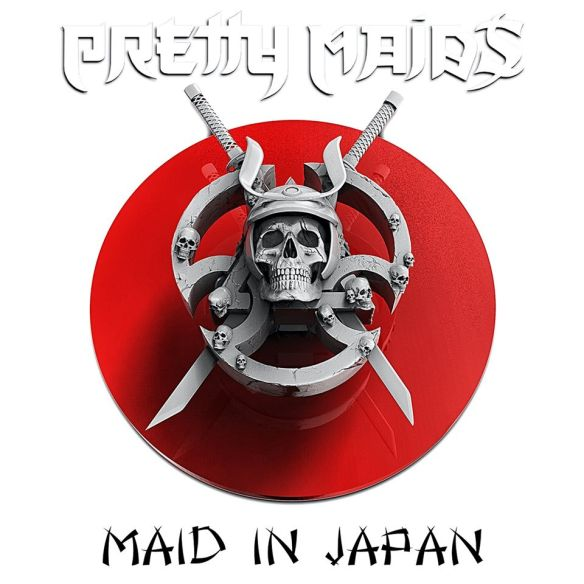 Maid in Japan - Future World Live 3 - Pretty Maids - Musik - FRONTIERS - 8024391102954 - 22/5-2020