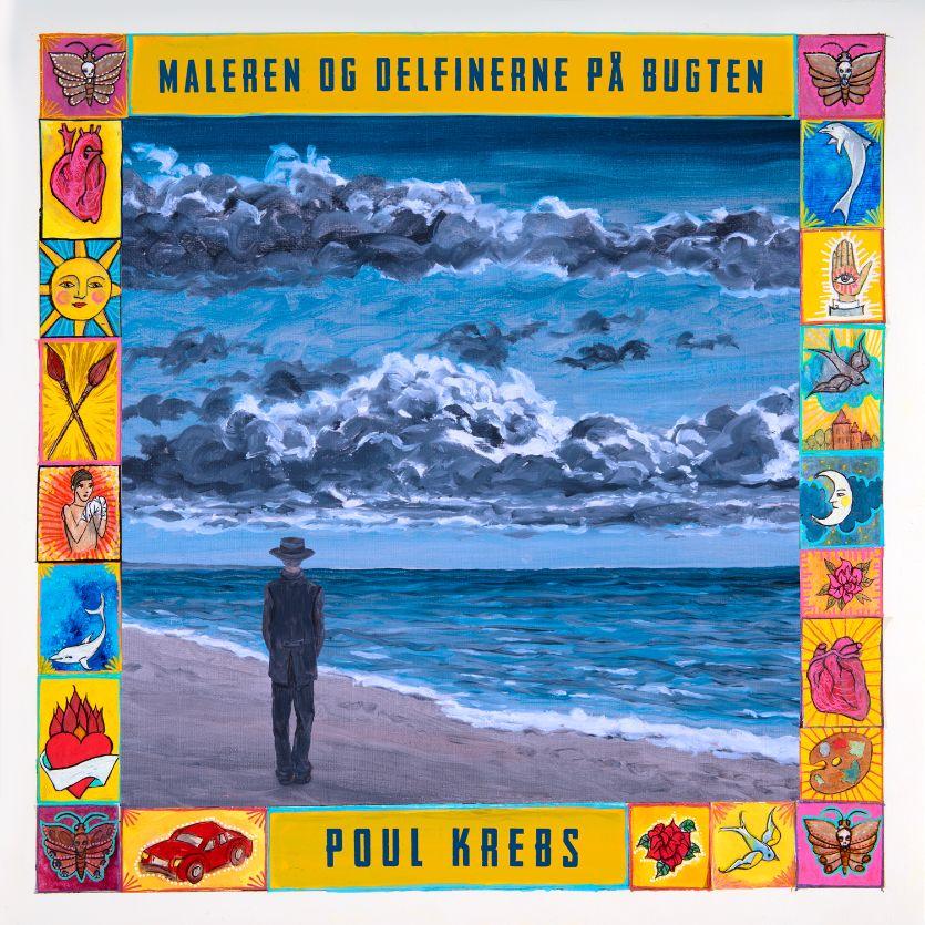 Maleren og Delfinerne På Bugten - Poul Krebs - Musik -  - 0602557575958 - 29. september 2017