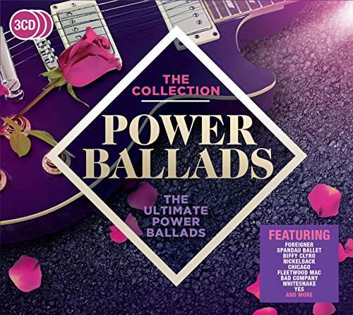 Power Ballads - the Collection - V/A - Musik - RHINO - 0190295867959 - January 19, 2017