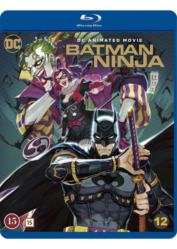 Batman Ninja -  - Film -  - 7340112744960 - 19/7-2018