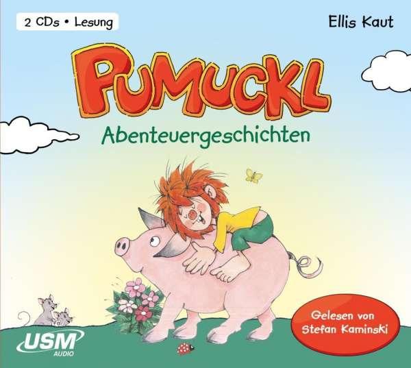 Pumuckl-abenteuergeschichten (Hörbuch) - Pumuckl - Musik - USM - 9783803235961 - November 29, 2019