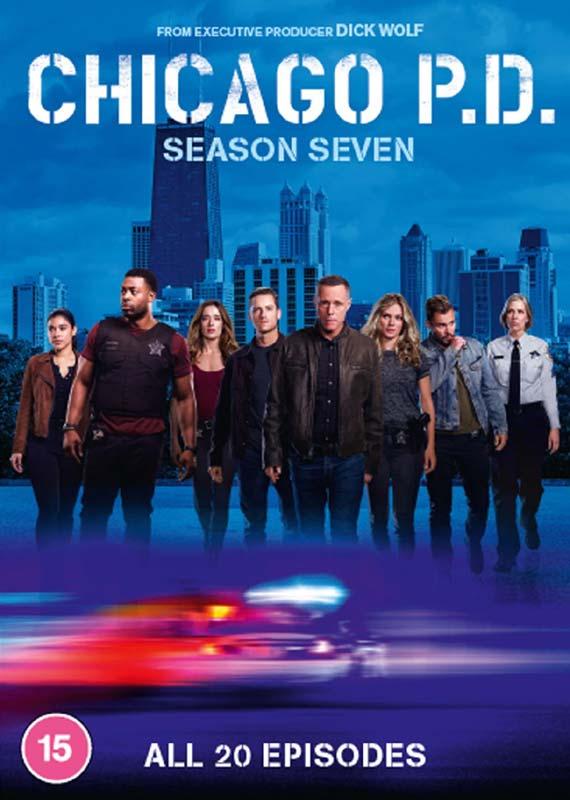 Chicago Pd: Season 7 - . - Film - PLAYBACK - 5053083219963 - September 21, 2020