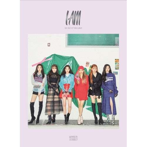 I Am - (G)i-dle - Musik - CUBE ENT. - 8804775091964 - May 3, 2018