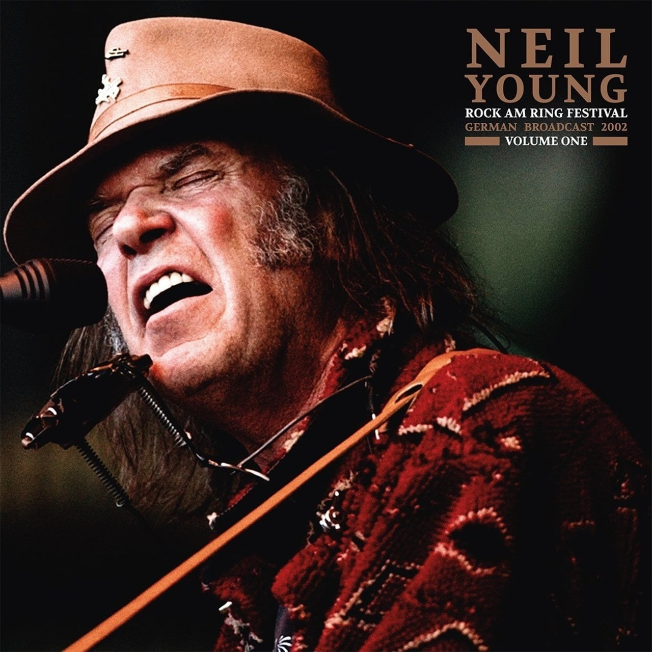 Rock Am Ring Festival Vol.2 - Neil Young - Musik - PARACHUTE - 0803343265965 - May 14, 2021