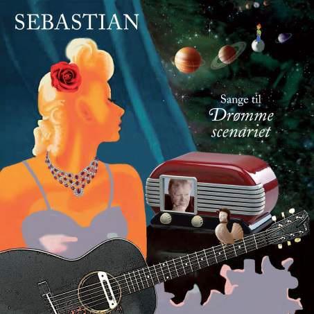 Sange til Drømmescenariet - Sebastian - Musik -  - 7332181073966 - 8/9-2017