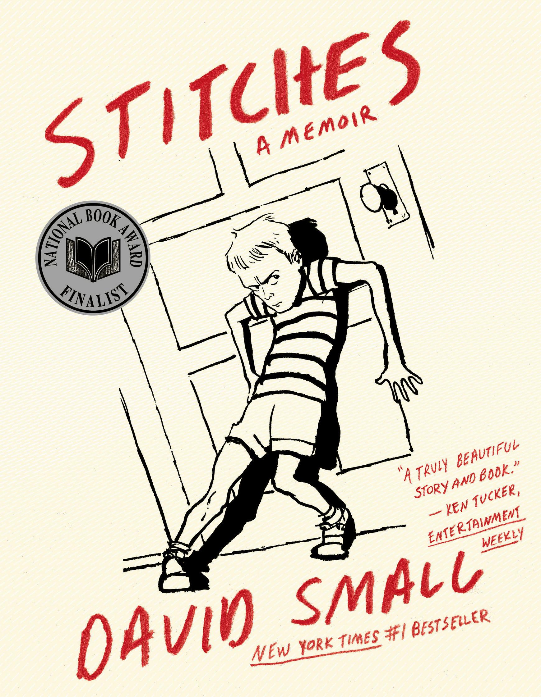 Stitches: A Memoir - David Small - Bøger - WW Norton & Co - 9780393338966 - October 8, 2010