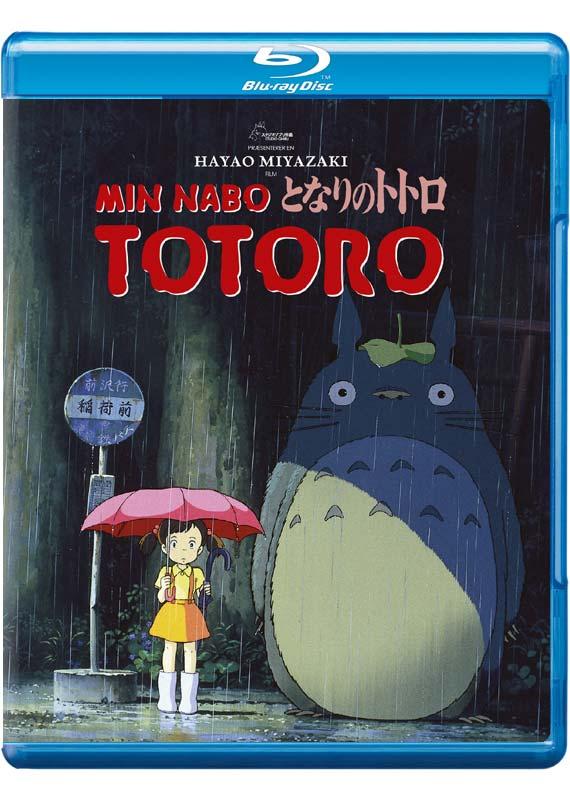 Min Nabo Totoro - Hayao Miyazaki - Film - AWE - 5705535057967 - Jan 12, 2017