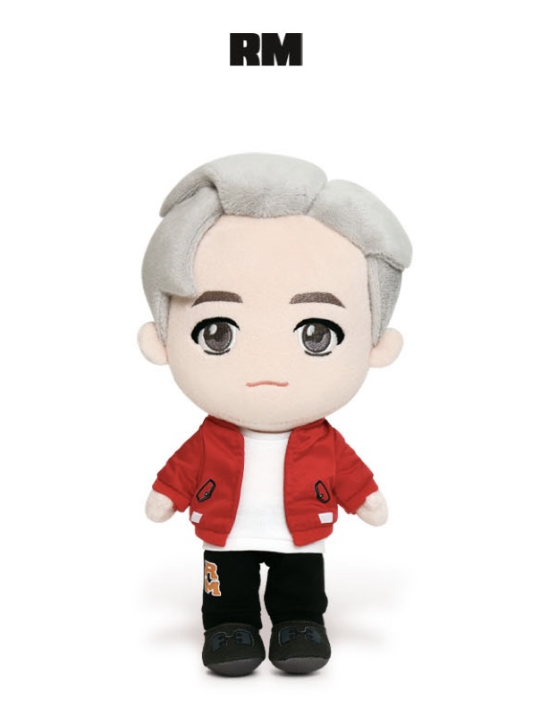 RM - BTS - TINYTAN MIC Drop Doll - Merchandise -  - 8809311972967 -