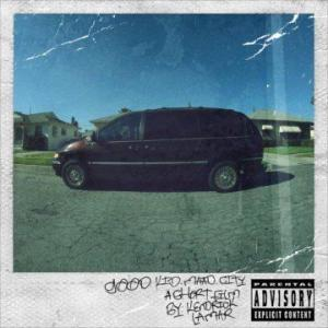 Good Kid-m.a.a.d. City - Kendrick Lamar - Musik - INTERSCOPE - 0602537183968 - November 22, 2012