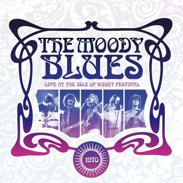 Live at the Isle of Wight 1970 - Moody Blues - Musik - EARMUSIC CLASSICS - 4029759148968 - 22/5-2020