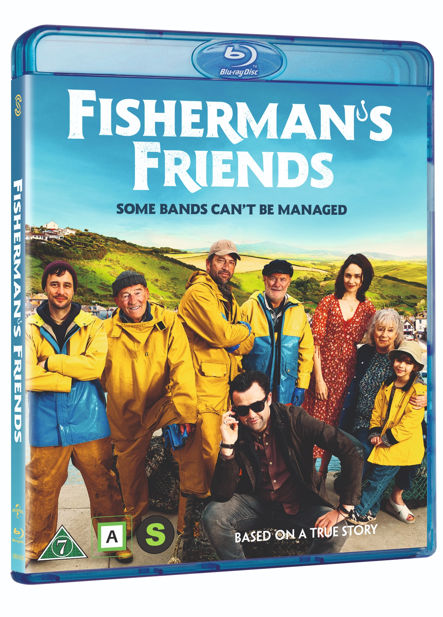 Fisherman's Friends -  - Film -  - 5706169001968 - 12/12-2019