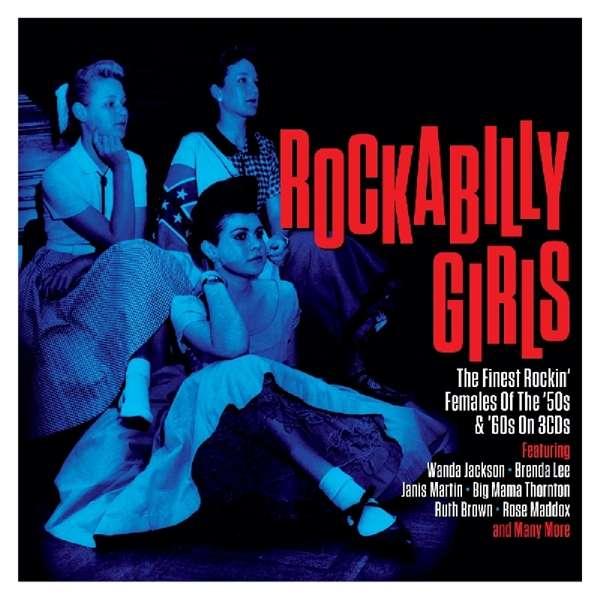 Rockabilly Girls - V/A - Musik - NOT NOW - 5060432022969 - 28/2-2019