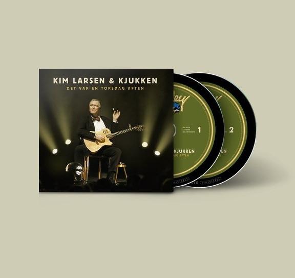 Det Var En Torsdag Aften - Kim Larsen - Musik - PLG Denmark - 5054197030970 - November 9, 2018