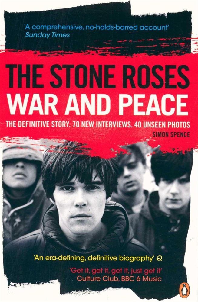 War And Peace. The Definitive Story - Stone Roses - Bøger - PENGUIN - 9780241971970 - 12/2-2019