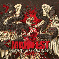 And for This We Should Be Damned - Manifest - Musik - SOUND POLLUTION - 7320470242971 - 4/10-2019