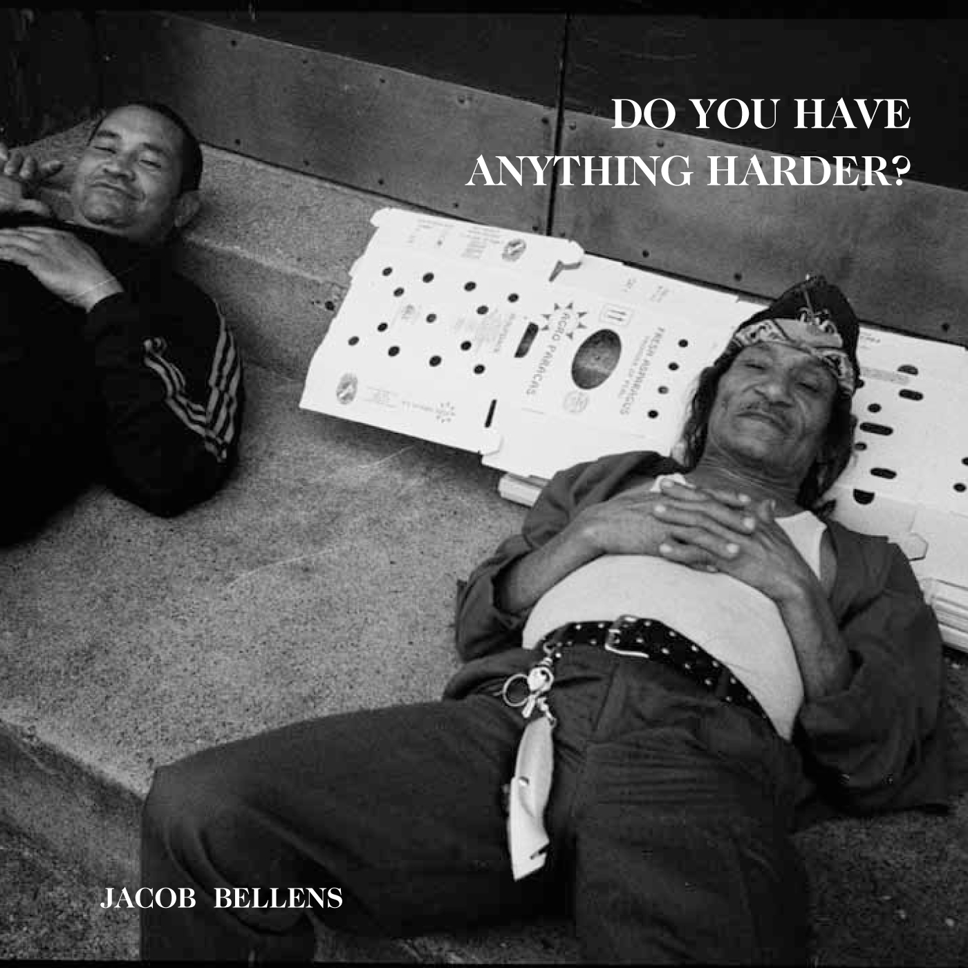 Do You Have Anything Harder? - Jacob Bellens - Musik - WIND SOME LOSE SOME RECORDS - 5060091553972 - 31/3-2014