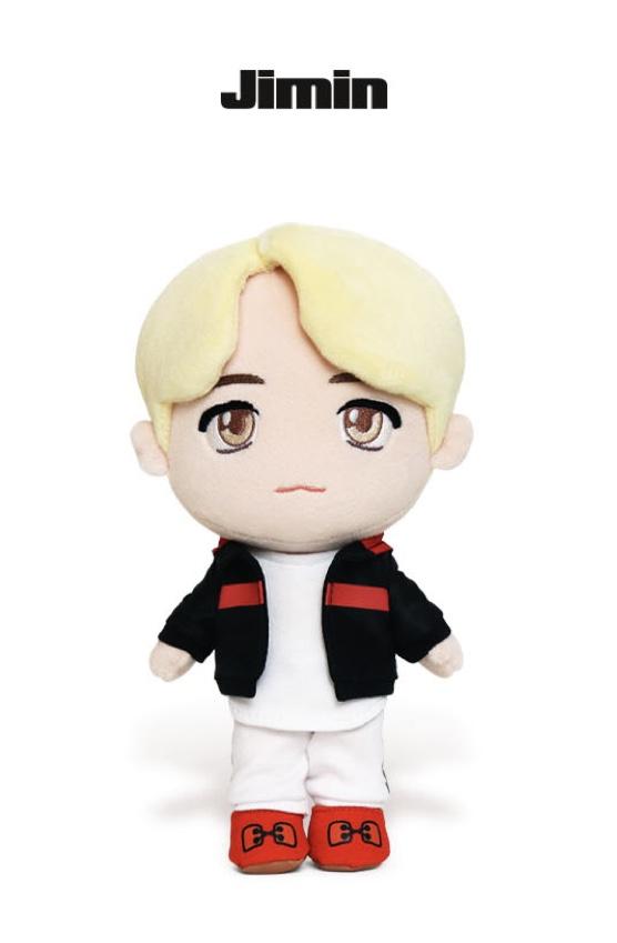 JIMIN - BTS - TINYTAN MIC Drop Doll - Merchandise - Big Hit Entertainment - 8809311972974 -