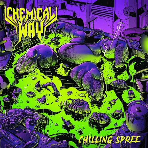 Chilling Spree - Chemical Way - Musik - ROCK IT UP - 0753263099976 - July 19, 2019