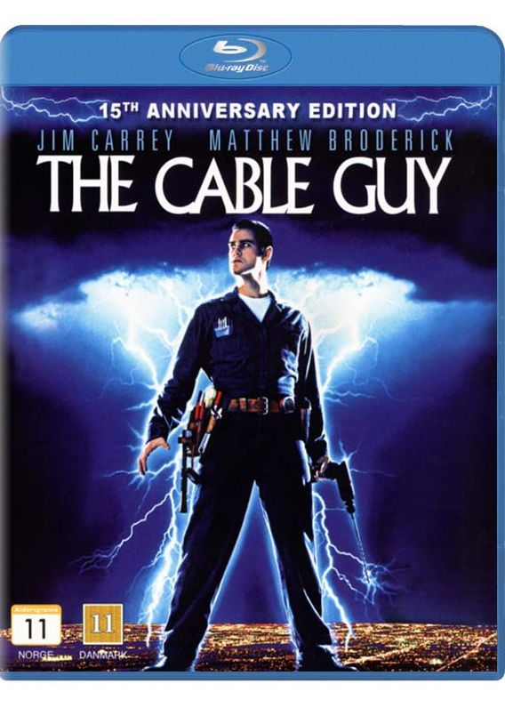The Cable Guy - Film - Film -  - 5051162285977 - 12/7-2011