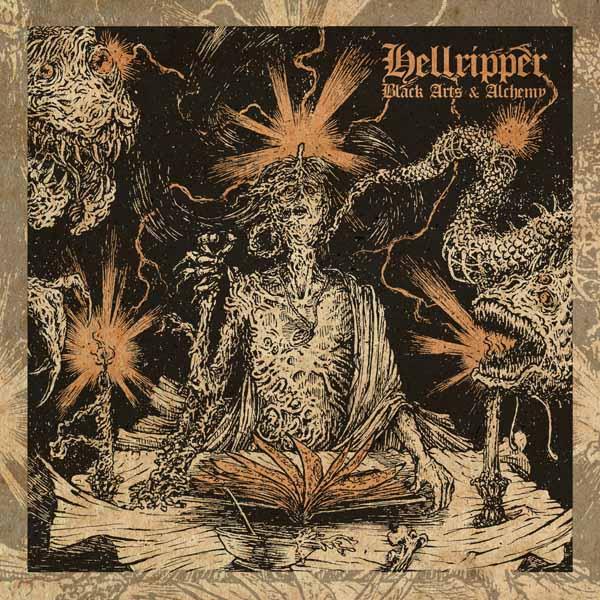 Black Arts & Alchemy - Hellripper - Musik - REAPER METAL PRODUCTIONS - 0752785897978 - February 19, 2021