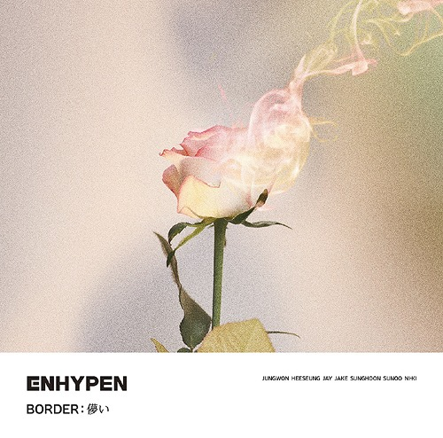 BORDER : HAKANAI <LIMITED> - ENHYPEN - Musik -  - 4988031438978 - July 7, 2021