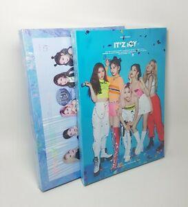 It'sz Icy - Itzy - Musik - JYP ENTERTAINMENT - 8809440338979 - 30/7-2019