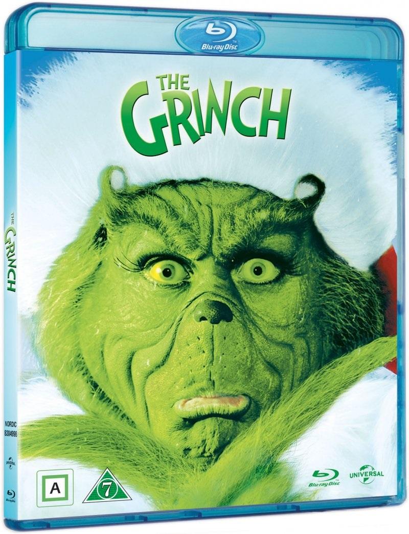 The Grinch - Jim Carrey - Film - Universal - 5053083049980 - 30/10-2015