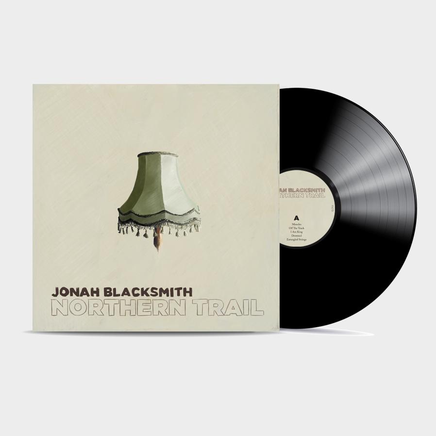 Northern Trail - Jonah Blacksmith - Musik -  - 9951089534980 - October 1, 2020