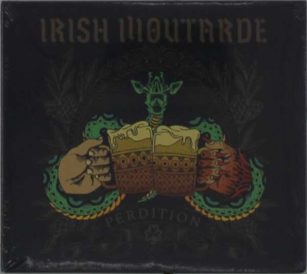 Perdition - Irish Moutarde - Musik - Irish Moutarde - 0753070790981 - March 1, 2018