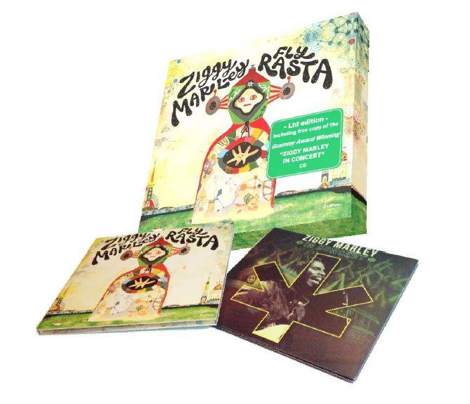 Fly Rasta - Ziggy Marley - Musik - V2BEN - 8717931325981 - December 1, 2014