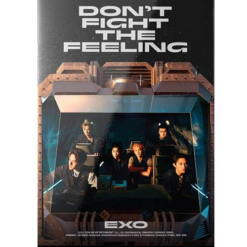 SPECIAL ALBUM [DON'T FIGHT THE FEELING] (PHOTO BOOK VER.2) - EXO - Musik -  - 8809633189982 - June 9, 2021