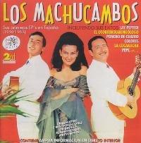 Sus Primeros Eps' en Espana - Los Machucambos - Musik - RAMAL - 8436004061983 - 13/1-2017