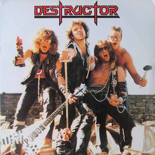 Maximum Destruction - Destructor - Musik - REAPER METAL PRODUCTIONS - 0752785897985 - February 19, 2021