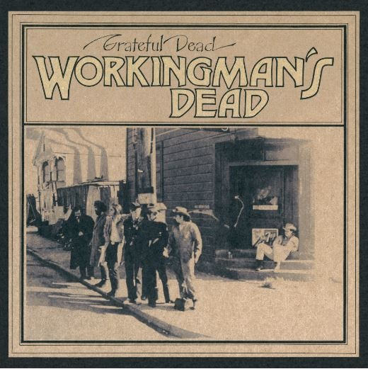 Workingman's Dead (50th Anniversary) - Grateful Dead - Musik - RBDO 2171 - 0603497846986 - 10/7-2020