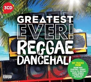 Reggae Dancehall - Greatest Ever - V/A - Musik - GREATEST EVER - 4050538266986 - 25/8-2017
