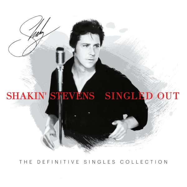 Singled Out - The Definitive Singles Collection - Shakin' Stevens - Musik - BMG Rights Management LLC - 4050538607987 - 27/11-2020