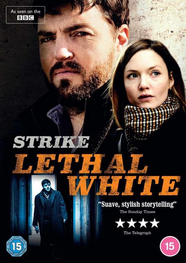 Strike Lethal White Dvds - Warner Video - Film -  - 5051892230988 - November 23, 2020