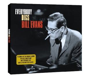 Everybody Digs Bill Evans - Bill Evans - Musik - NOT NOW - 5060143492990 - October 31, 2011