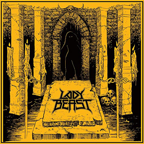 The Early Collection - Lady Beast - Musik - REAPER METAL PRODUCTIONS - 0752785897992 - April 2, 2021