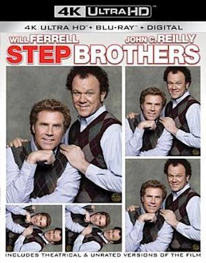 Step Brothers - Step Brothers - Film -  - 0043396541993 - October 2, 2018