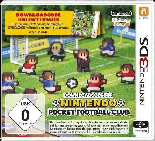 Pocket Football.3DS.Download.2228540 -  - Bøger -  - 0045496526993 -