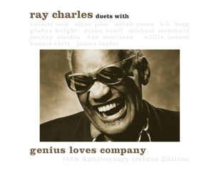 Genius Loves Company - Ray Charles - Musik - PLG - 0825646202997 - 13/10-2014
