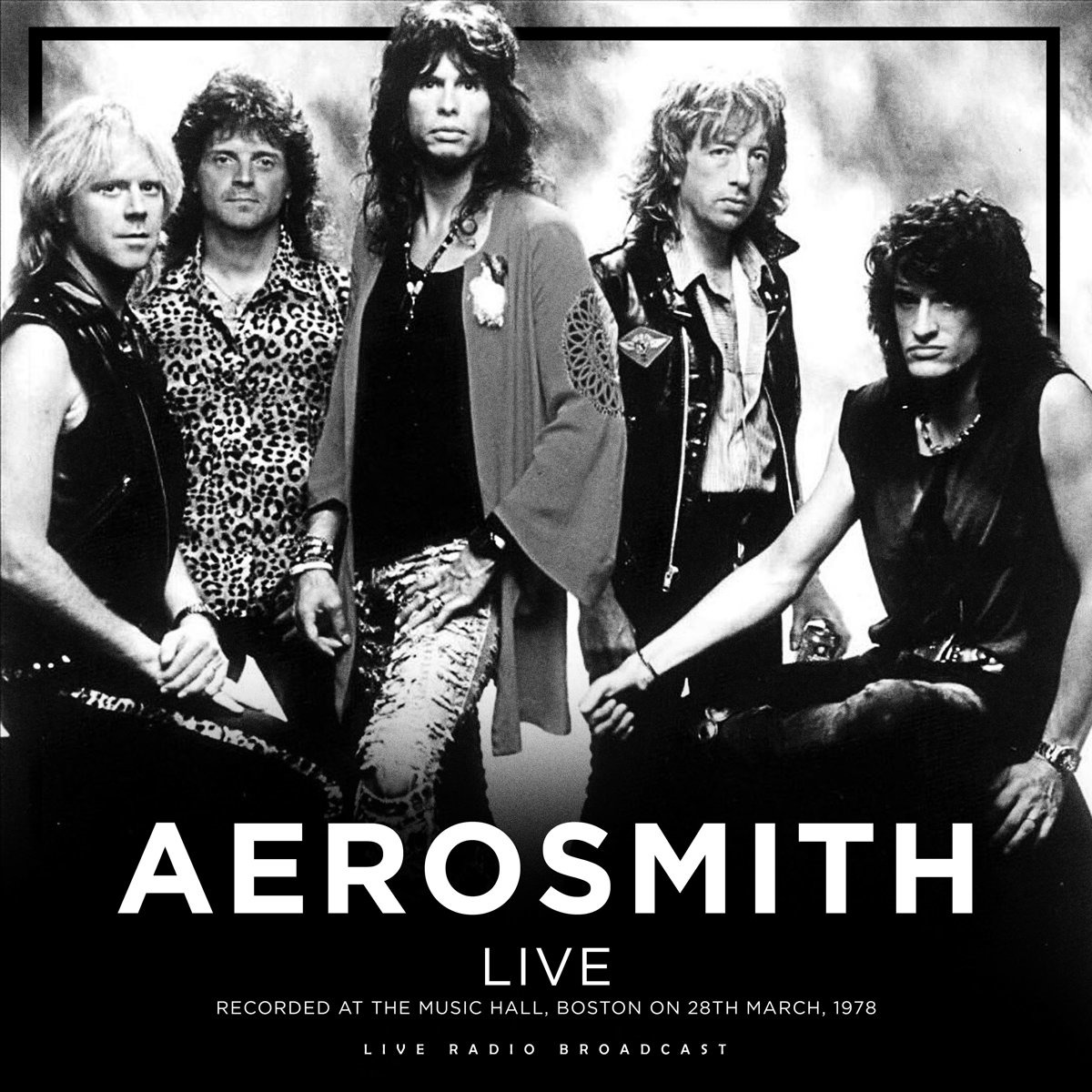 Best of Live at the Music Hall Boston 1978 - Aerosmith - Musik - CULT LEGENDS - 8717662576997 - 1970