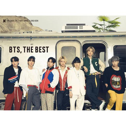 THE BEST -B VERSION- - BTS - Musik -  - 4988031426999 - 16/6-2021