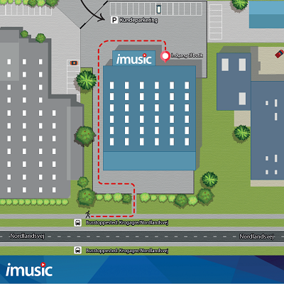 map to iMusic
